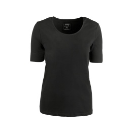 Uni Rundhals Shirt